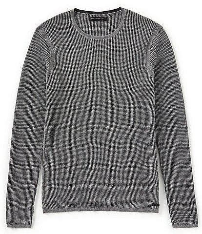 John Varvatos Star USA Long-Sleeve Thermal Shirt