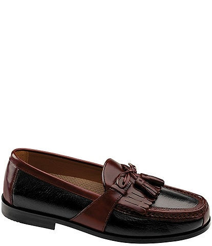 Johnston & Murphy Men's Aragon II Tassel Detail Loafers