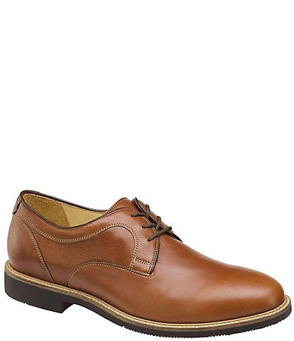 Johnston & Murphy Men's Barlow Plain Toe Oxfords