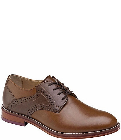 Johnston & Murphy Boys' Conard Saddle Shoes (Youth)