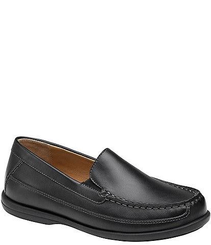 Johnston & Murphy Boys' Locklin Venetian Shoes (Youth)