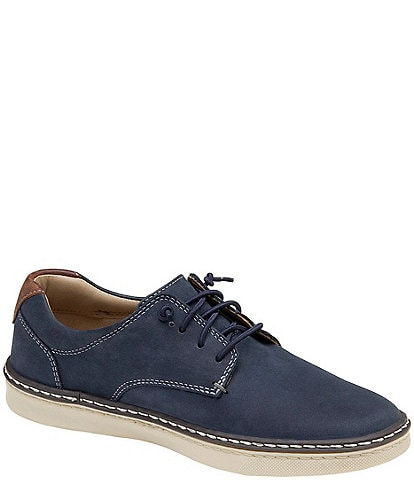 Johnston & Murphy Boys' McGuffey Plain Toe Shoes (Toddler)