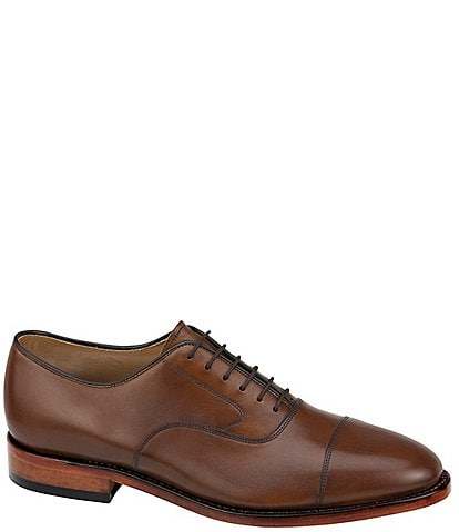 Johnston & Murphy Men's Melton Dress Oxfords