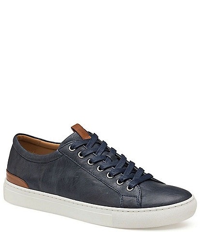 Johnston & Murphy Men's Banks Lace-To-Toe Sneakers