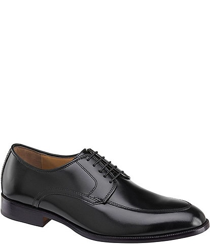 Johnston & Murphy Men's Bradford Moc-Toe Oxfords