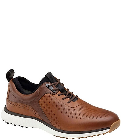 Johnston & Murphy Men's H1-Luxe Hybrid XC4 Waterproof Leather Shoes