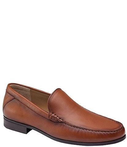 Johnston & Murphy Men's Hawkins Venetian Shoes
