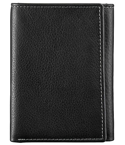 Johnston & Murphy Men's Leather Trifold Wallet
