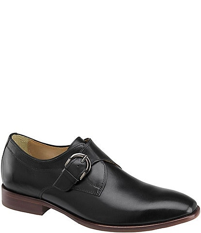 Johnston & Murphy Men's McClain Monk Strap