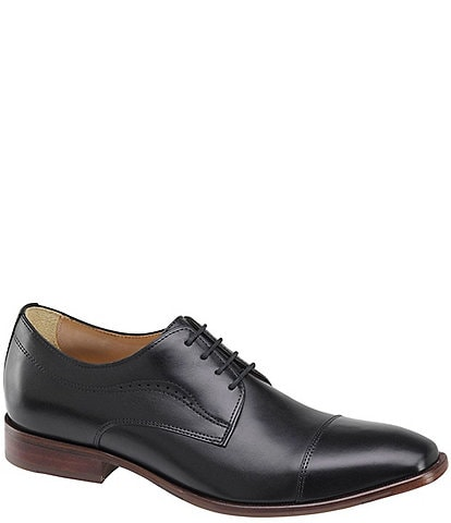 Johnston & Murphy Men's McClain Cap Toe Oxfords