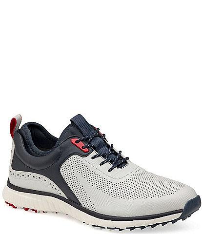 Johnston & Murphy Men's XC4 H-1Luxe Hybrid Waterproof Leather Shoes