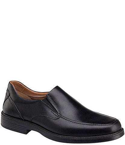 Johnston & Murphy Men's XC4 Stanton Moc Waterproof Venetian Slip-Ons