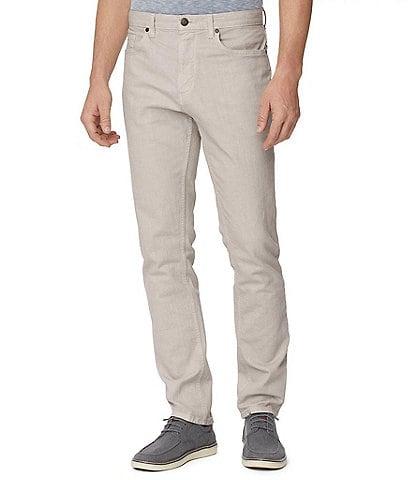 Johnston & Murphy Overdye Denim Stretch Jeans