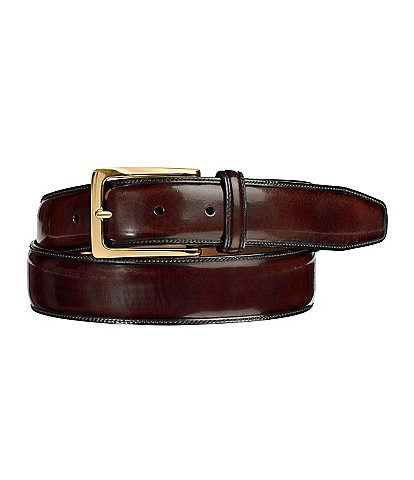 Johnston & Murphy Smooth Basic Belt