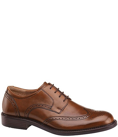 Johnston & Murphy Men's Tabor Wingtip Oxfords
