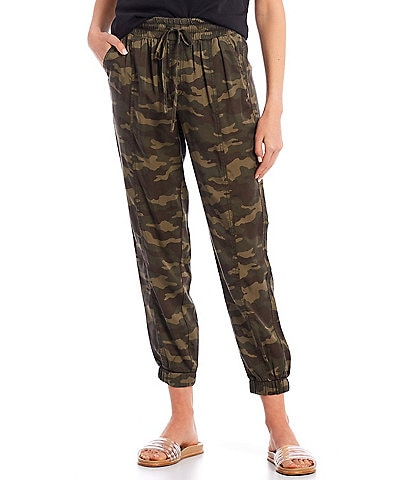 Jolt High-Rise Camo Jogger Pants