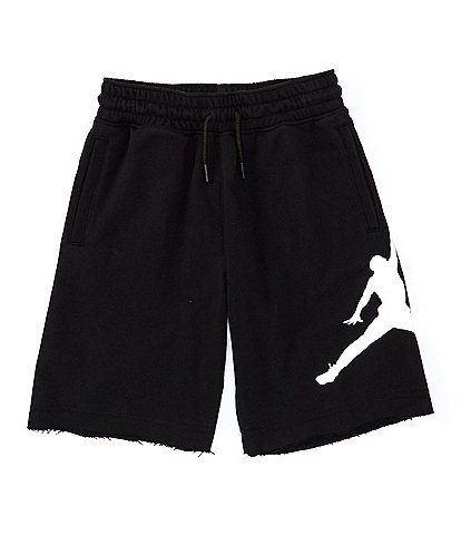 ab1fc236220 Jordan Big Boys 8-20 Jumpman Air French Terry Shorts
