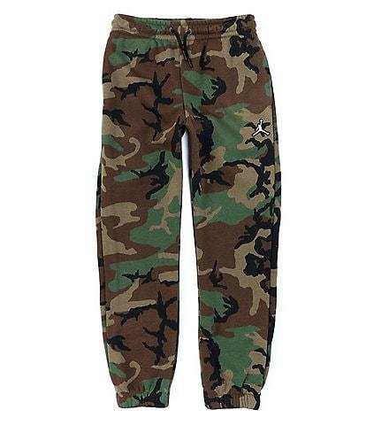Jordan Big Boys 8-20 Camouflage Essentials Fleece Jogger