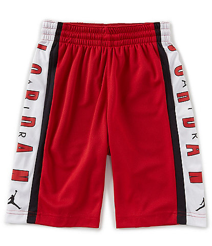 Jordan Big Boys 8-20 Dri-Fit Rise 9#double; Shorts