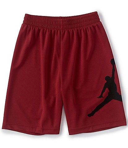 Jordan Big Boys 8-20 Jumpman Wrap Mesh Shorts