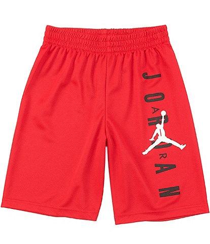 Jordan Big Boys 8-20 Vertical Mesh Shorts