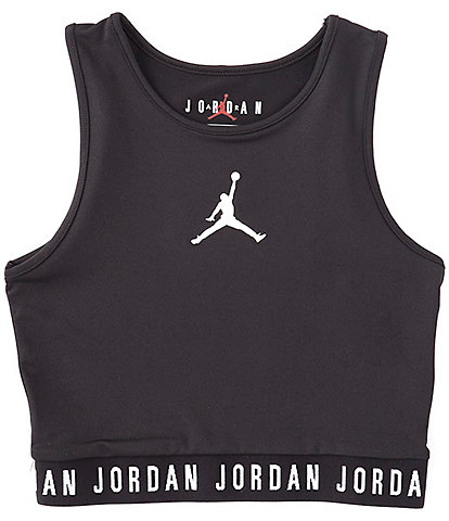 Jordan Big Girls 7-16 Jumpman Active Tank Top