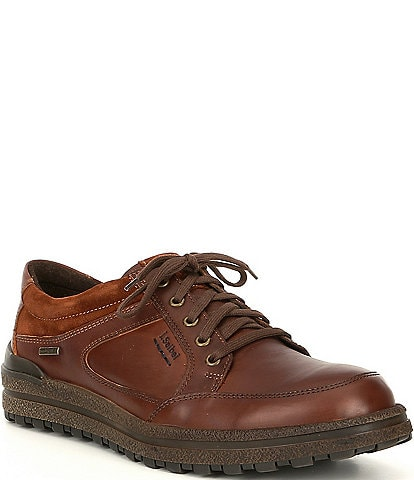 Josef Seibel Men's Emil 58 Waterproof Lace Up Shoe