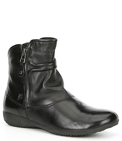 Josef Seibel Naly 24 Leather Booties