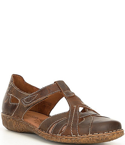 Josef Seibel Rosalie 29 Leather Slip Ons