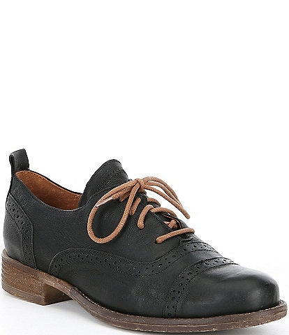 Josef Seibel Sienna 73 Leather Oxfords