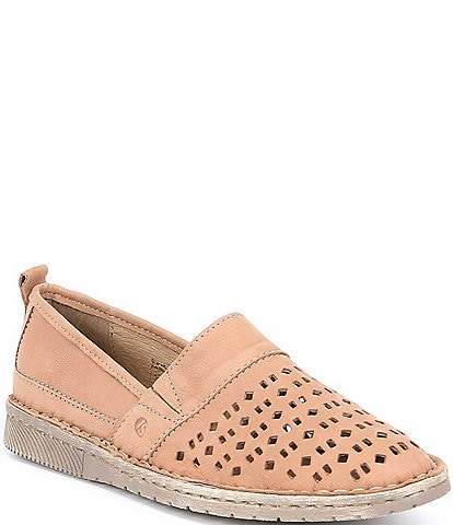Josef Seibel Sofie 27 Leather Slip Ons