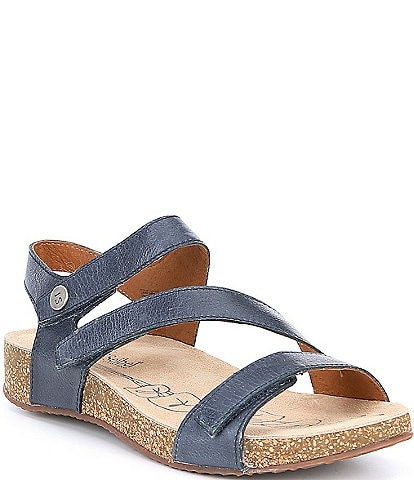 Josef Seibel Tonga 25 Strappy Leather Sandals