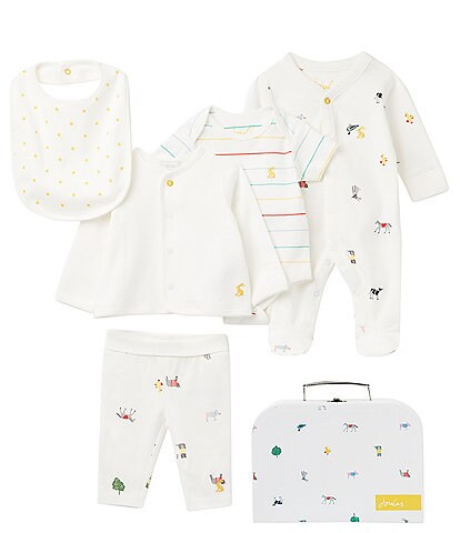 Joules Baby Preemie-12 Months Going Home Layette Set