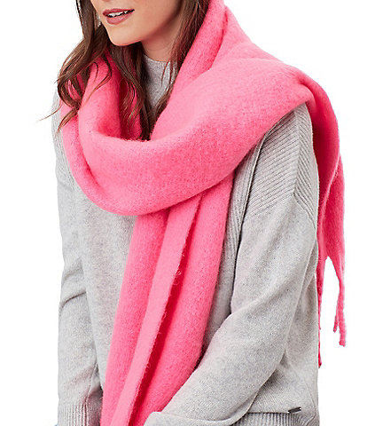 Joules Celena Oversized Brushed Scarf