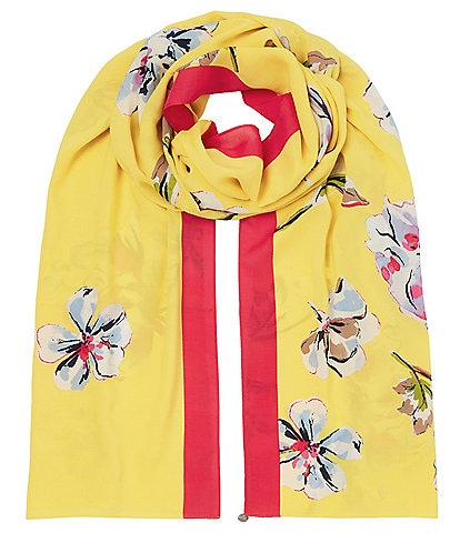 Joules Conway Floral Scarf
