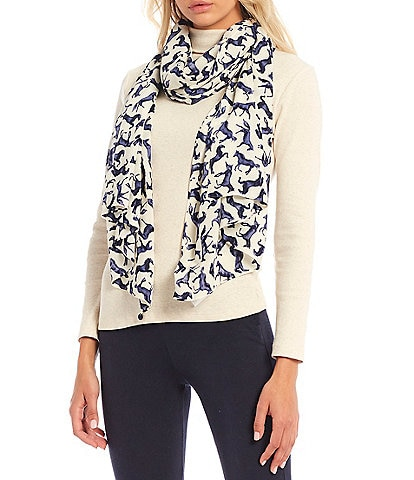 Joules Eco Conway Lightweight Scarf