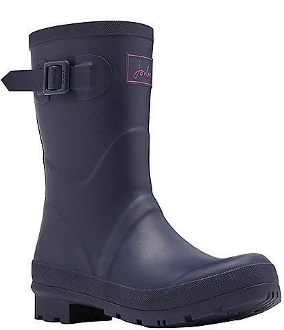 Joules Kelly Welly Mid Rain Boots