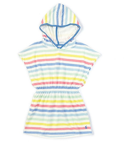 Joules Little Girls 2-6 Beach Stripe Swimsuit Coverup