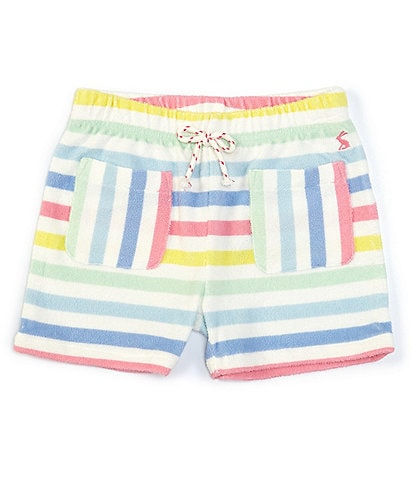 Joules Little Girls 2-6 Parell Swimsuit Coverup Shorts