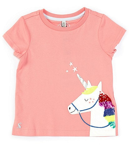 Joules Little/Big Girls 2-12 Short-Sleeve Astra Graphic Tee