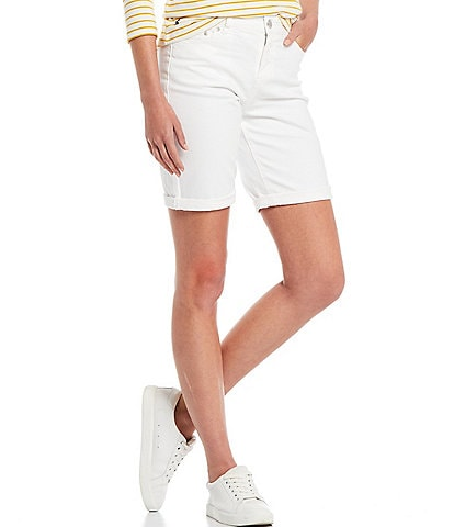 Joules Sho Shirley High Rise Mid-Thigh Shorts