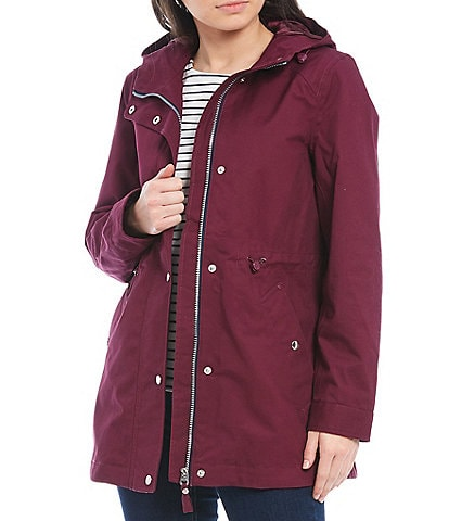 Joules Shoreside Waterproof Hooded Raincoat