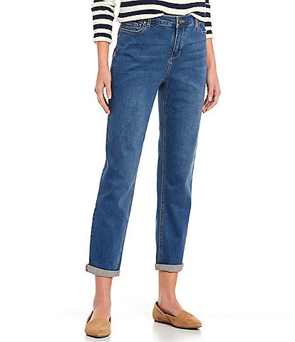 Joules Simone Girlfriend Ankle Jeans