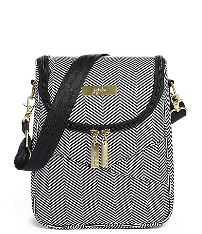 Ju-Ju-Be Be Cool Structured Insulated Chevron Cooler Bag - Queen
