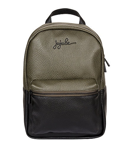 Ju-Ju-Be Ever After Mini Colorblock Pebbled Backpack