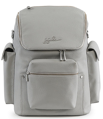 Ju-Ju-Be Forever Backpack Faux Leather Diaper Backpack