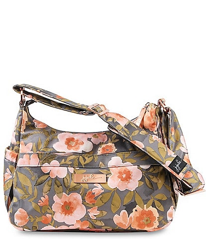 Ju-Ju-Be Hobobe Whimsical Whisper Floral Bag