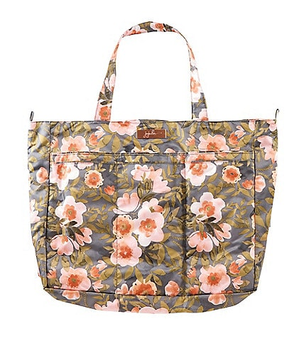 Ju-Ju-Be Super Be Whimsical Whisper Floral Tote Bag