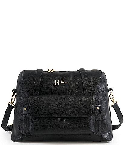 Ju-Ju-Be Wherever Weekender Faux Pebbled Leather Diaper Bag