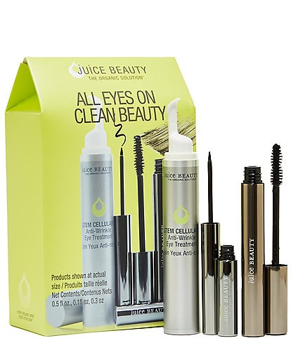 Juice Beauty All Eyes On Clean Beauty Kit